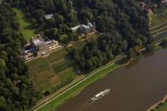 Luftbild Lingner und Eckberg