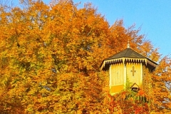 Taubenhaus Herbst