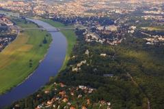 Luftbild Stadt
